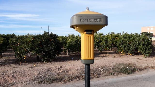 GPS topográfico Torrente Topógrafos